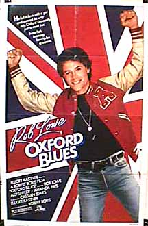 Oxford Blues Poster