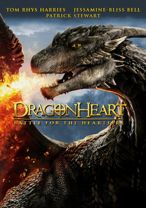 Dragonheart: Battle for the Heartfire Poster