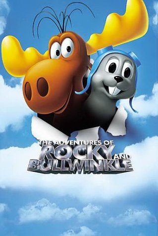 The Adventures of Rocky & Bullwinkle Poster