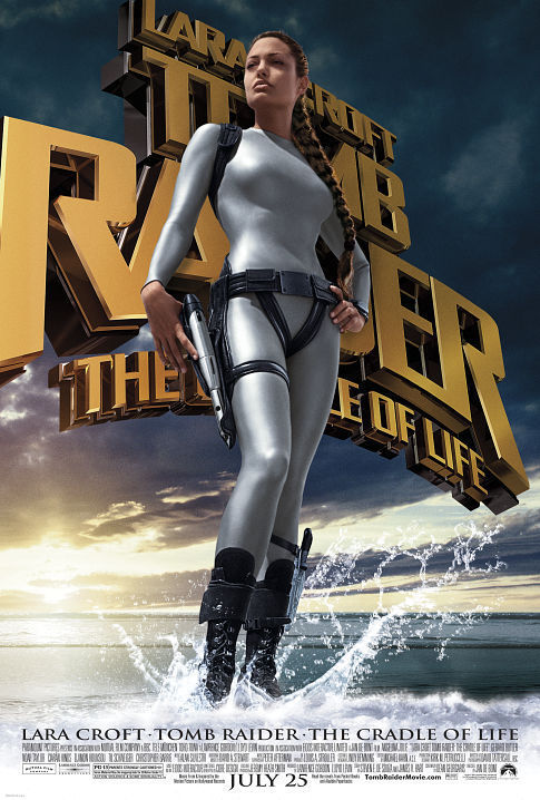 Lara Croft Tomb Raider: The Cradle of Life Poster
