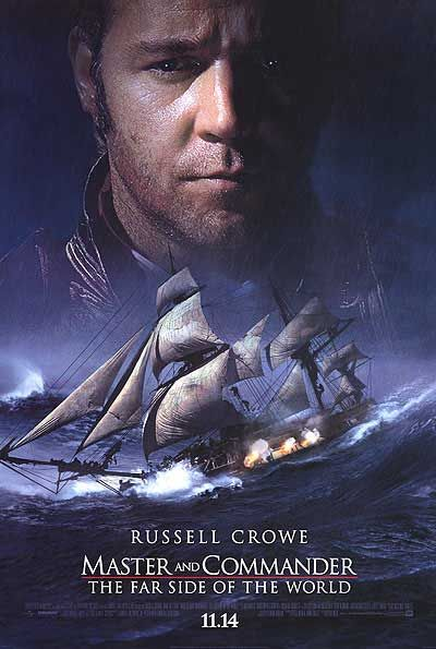 Master and Commander: Far Side of the World Poster