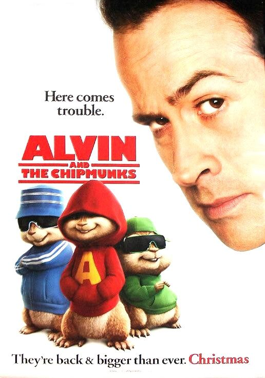 Alvin and the Chipmunks Poster