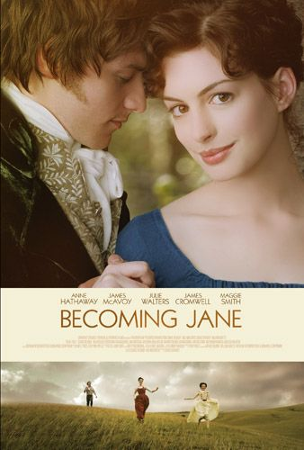 Becoming Jane Poster