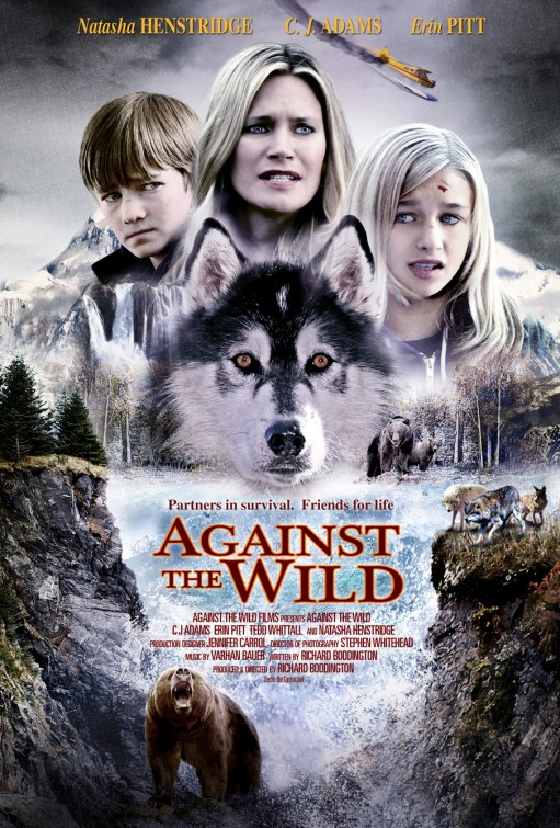Against the Wild Poster