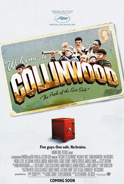 Welcome to Collinwood Poster