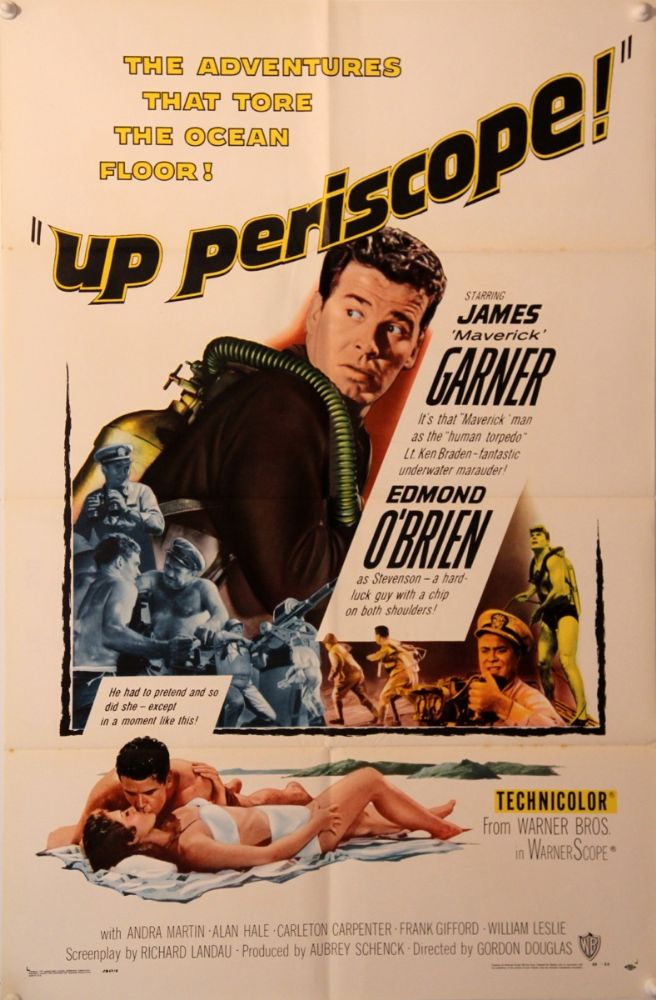 Up Periscope Poster