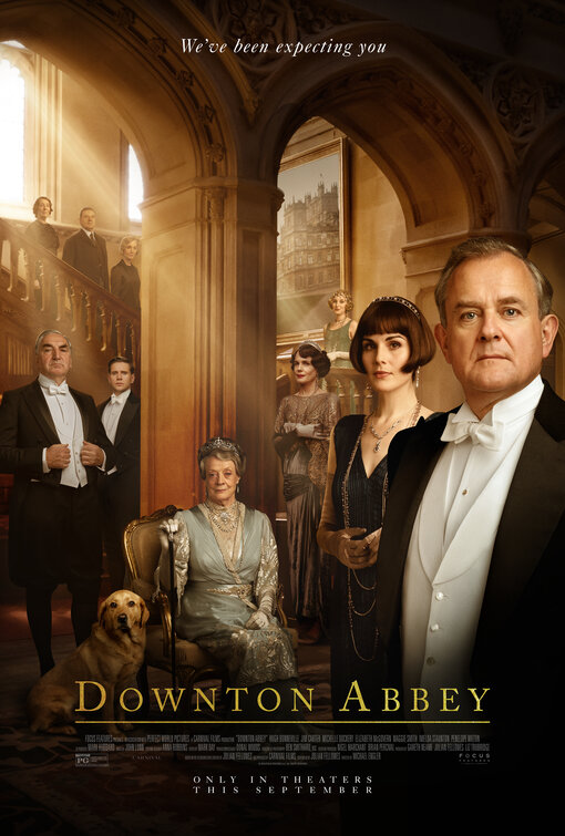 Downton Abby Poster