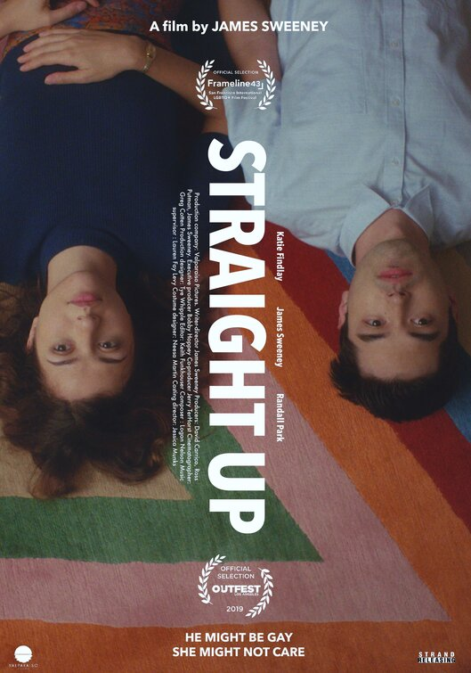 Straight Up Poster