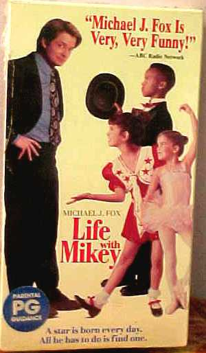 Life with Mikey Poster